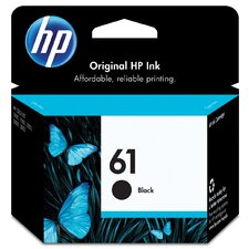 OEM Ink Cartridge, 190 Page Yield, Black