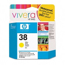 OEM Ink Cartridge, 480 Page Yield, Yellow