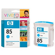 OEM Ink Cartridge, 28 Page Yield, Cyan