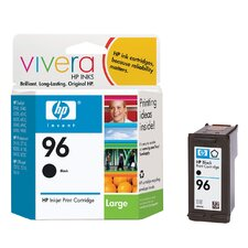 OEM Ink Cartridge, 860 Page Yield, Black