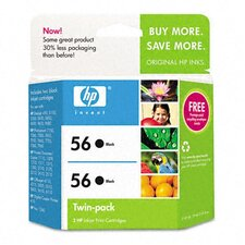 <strong>HEWLETT PACKARD SUPPLIES</strong> OEM Ink, 1040 Page Yield, Black