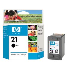 <strong>HEWLETT PACKARD SUPPLIES</strong> OEM Ink Cartridge, 190 Page Yield, Black