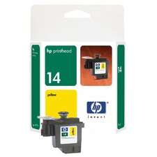 OEM Ink Cartridge, 30000 Page Yield, Yellow