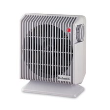 Holmes 1,500 Watt Fan Forced Compact Space Heater with Auto Shut-Off