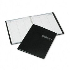 <strong>House of Doolittle</strong> Professional Weekly Planner, 15-Minute Appointments, 8-1/2 x 11, Black, 2013