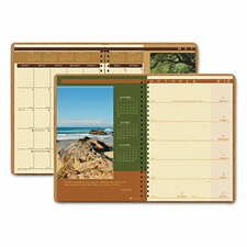 Landscape Weekly and Monthly Planner