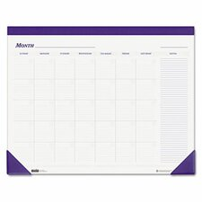 <strong>House of Doolittle</strong> Nondated Desk Pad Calendar
