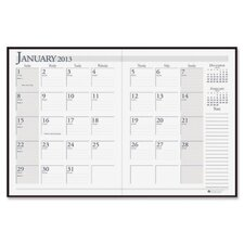 1 Month Per 2 Page Monthly Planner
