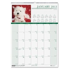 Eco Friendly Puppies Calendar