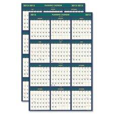 Four Seasons Reversible Planner