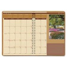 Landscapes Monthly Planner