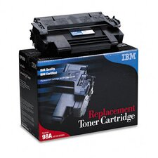 75P5158 (92298A) Toner Cartridge, Black