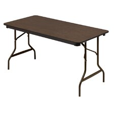 Wood Rectangular Folding Table