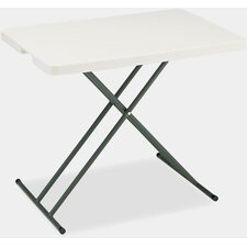 "Iceberg Indestruc-Tables Too™ 1200 Series Personal 25"" Rectangular Folding Table"