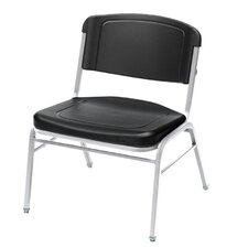 Armless Office Stacking Chair