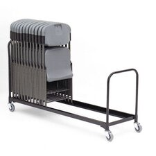 "72"" Folding Chair Cart"