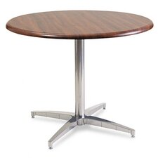 "<strong>Iceberg Enterprises</strong> Officeworks Round Table Top, 36"" Diameter"