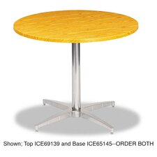 <strong>Iceberg Enterprises</strong> Officeworks Round Table Base