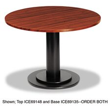 "<strong>Iceberg Enterprises</strong> Officeworks 42"" Round Conference Table Top"