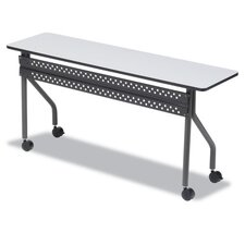 Officeworks Mobile Training Table, Rectangular