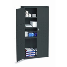 "OfficeWorks 33"" Storage Cabinet"