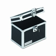 Vaultz Vaultz Locking Index Card File with Flip Top