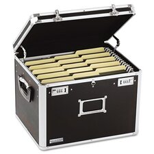 Vaultz Locking File Chest Storage Box