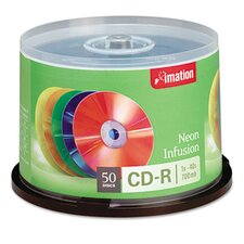 CD-R Disc, 700Mb/80Min, 50/Pack