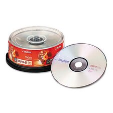 DVD-R Disc, 25/Pack