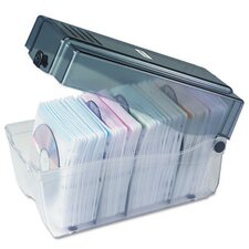 <strong>Innovera®</strong> CD/DVD Storage Case