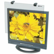"Protective Antiglare LCD Monitor Filter fits 15"" Lcd Monitors"