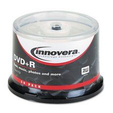 DVD+R Disc, 50/Pack