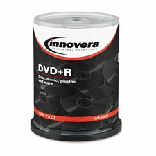 DVD+R Disc, 100/Pack