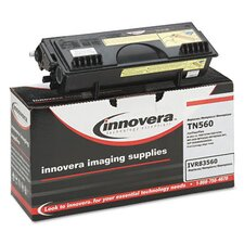 Compatible, Remanufactured, Laser Toner, 6500 Page-Yield