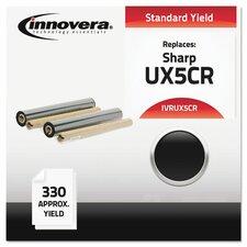 UX5CR Black Thermal Transfer