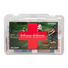 <strong>Johnson & Johnson</strong> All Purpose First Aid Kit