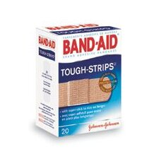 Brand Tough-Strips Bandage (20 Per Box)