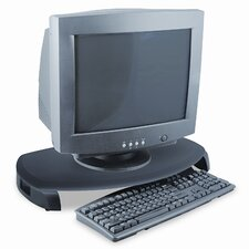 MS280 CRT/LCD Stand with Keyboard Storage