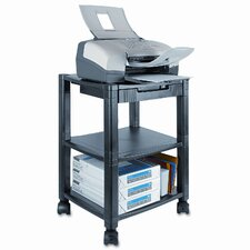 Kantek Three-Shelf Mobile Printer Stand