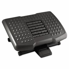 <strong>Kantek</strong> Premium Adjustable Footrest with Rollers