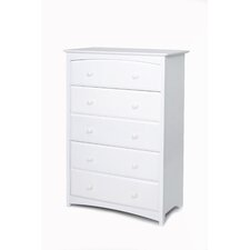 Beatrice 5-Drawer Chest