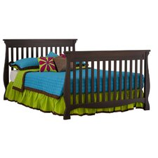 <strong>Storkcraft</strong> Carrara Fixed Side Convertible Crib