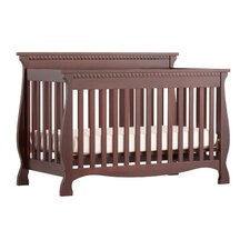 Venetian Fixed Side Convertible Crib