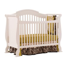 <strong>Storkcraft</strong> Valentia Fixed Side Convertible Crib