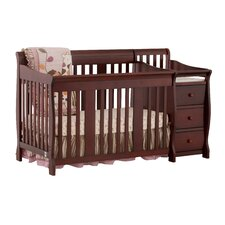 Portofino Fixed Side Convertible Crib Changer