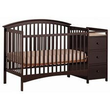 <strong>Storkcraft</strong> Bradford Fixed Side Convertible Crib and Changer