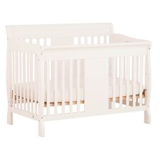 Calabria Fixed Side 4-in-1 Convertible Crib
