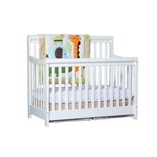 Cadenza Fixed Side Convertible Crib
