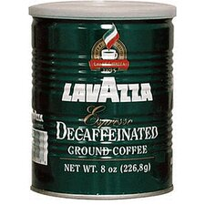 <strong>Lavazza</strong> Espresso Decaffeinato Ground (Case of 12)