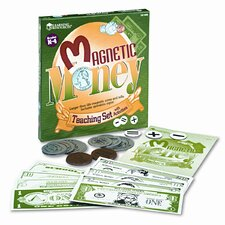 Magnetic Money